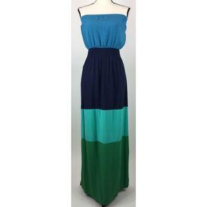 Gap Womens Dress Medium Strapless Wide C19-01Z